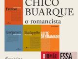 Chico Buarque: o romancista